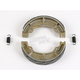 Sintered Metal Grooved Brake Shoes - 306G