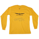 Gold Wing Long Sleeve T-Shirt