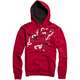 Red Disorder Hoody