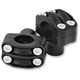 Black Ops 1 1/2 in. 4-Bolt Nostalgia Risers - 0208-2050-SMB