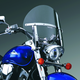 13 1/2 in. Chopped Switchblade Windshield - N21420