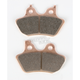 Double-H Sintered Metal Brake Pads - FA400HH