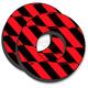 Iron Cross Moto Grip Donuts - 17-67904