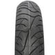 Rear Battlax BT-020 200/50ZR-17 Blackwall Tire - 119334