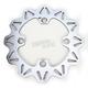 Rear Stainless Vee Brake Rotor - VR648