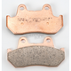 Double-H Sintered Metal Brake Pads - FA69/3HH