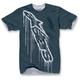 Graphite Overspray T-Shirt