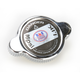 Chrome Grip Style Radiator Cap - 58-1011