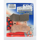Double-H Sintered Metal Brake Pads - FA409HH