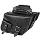Ranger Braided Super Slant Saddlebags - SB751