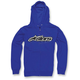 Blue Decal Hoody