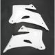 White Radiator Shrouds - 2043900002