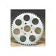 Chrome Rear Wheel Sprocket w/49 Teeth - DS-325356