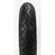 Front Diablo 120/70ZR-17 Blackwall Tire - 1430700