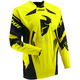 Solid Yellow Core Jersey