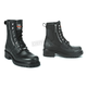 Mens Trooper Leather Boots - EEE Width
