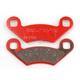 Sport Carbon X Brake Pads - FA159X