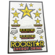 Rockstar Sticker Sheet - 06243-000-NS