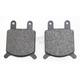 Semi-Metallic Brake Pads for Custom Calipers - 1721-1345