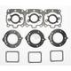 Engine Full Top End Gasket Set/3 Cylinder - C4035