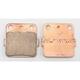 Long-life Sintered R-Series Brake Pads - FA84/3R