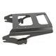 Black Locking 2-Up Detachable Tour-Pak Mounting Rack - MWL427B