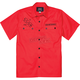 Red Kingsley Workshirt