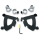 Black No-Tool Trigger-Lock Hardware Kits for Gauntlet Fairing - MEB1984