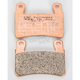 Double-H Sintered Metal Brake Pads - FA296HH