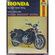 Motorcycle Repair Manual - 669
