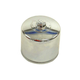 Chrome Oil Filter - KN-172C