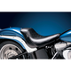13 in. Wide Bare Bones Smooth Solo Seat - LK-007