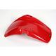 Standard ATV Red Front Fender - 120652