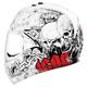 White Alliance Torrent Helmet