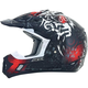Red Multi FX-17 Danger Helmet