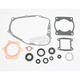 Complete Gasket Set with Oil Seals - M811811