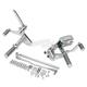 Chrome Forward Control Kit - DS-243531