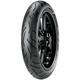 Front Diablo Rosso II 120/70ZR-17 Blackwall Tire - 2291900