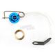 Blue Magnetic Oil Drain Plug - 00-01948-25