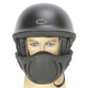 Matte Black Rogue Helmet