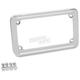 Chrome License Plate Frame - 2030-0214