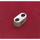 Oval Throttle and Idle Cable Clamp - TCC001BC