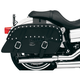 Throw-Over Desperado Slant Saddlebags - 3501-0317
