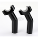 4.5 in. Black Risers with 1 in. Pullback - 0602-0414