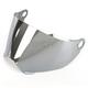 Silver Mirror Anti-Scratch Shield for AFX FX-39DS Helmet - 0130-0403