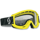 Yellow Recoil Goggles - 217796-0005041