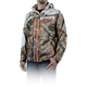 Realtree Xtra Snow Camo Vertical Softshell Hoody