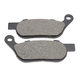 Semi-Metallic Brake Pads - 1721-0932