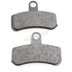 Semi-Metallic Brake Pads - 1721-0931