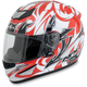 Red Multi FX-95 Helmet